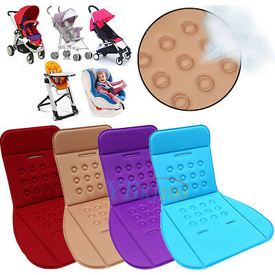Baby Stroller Pram Pushchair Buggy Car Soft Seat Liner Pad Cushion Universal Mat