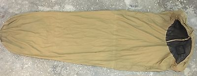 Usmc Issue Improved Bivy Cover 3 Season Coyote Brown Usmc Sleeping Bag Cover