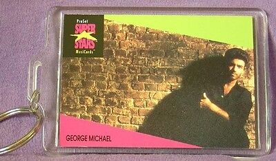 George MICHAEL #5 -   Keychain BRAND NEW