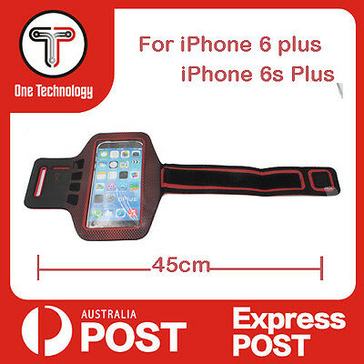 Sports Gym Armband Arm Case Running Jogging Exercise for Apple iPhone 6 plus