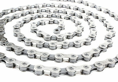 KMC X11.93 Bike Chain 11 Speed fit Shimano Campagnolo Sram/116 Links 250g/Silver