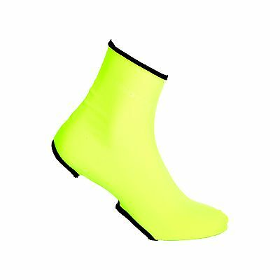 Copriscarpe Ciclismo Proline Giallofluo Cycling Covershoes Over Shoes Yellow Fl