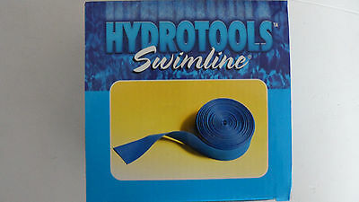 Hydrotools Swimline Sand Filter Backwash Lay Flat Hose 1.5""