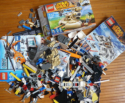 Gros Lot de LEGO  STAR WARS