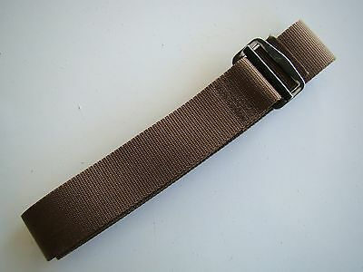Usmc Us Marine Corps All Ranks Bdu Martial Arts Belt Brown One Size Fits All +