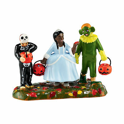 SVH Party for Treats Snow Village Halloween Dept 56 2016 NEW 4051016