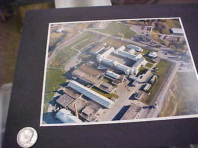 nice original air view of joyceville penitentiary  kingston ontario canada
