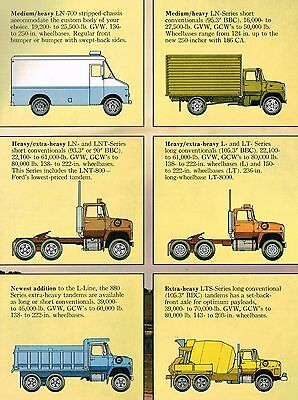 Ford L Series Truck Wiring    Diagram    Lt 8000   Wiring    Diagram    And Schematics