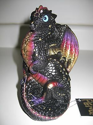 Windstone Editions Black Gold Young Dragon
