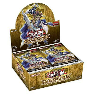 YU-GI-OH! TCG Rivals of the Pharaoh Duelist Pack Booster Box