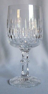 Water Glass Goblet Schott Zwiesel Flamenco Pattern