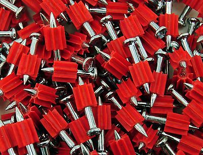 (400) Powder Pin Anchor 0.300 x 1 Steel Powder Actuated 300 x 1