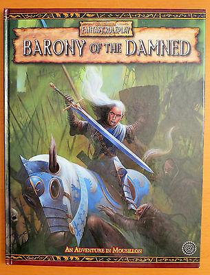 Barony of the Damned Warhammer Fantasy Roleplay NEW