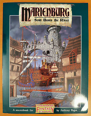 Marienburg - Sold Down the River - Warhammer Fantasy Roleplay NEW