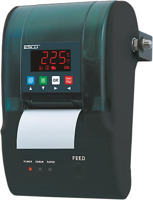 Temperature Recorder with PRINTER datalogger for Carrier & Thermoking fridge VAN