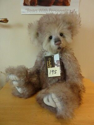 Charlie Bears Isabelle Collection Wowzer - 2015 - LAST ONE!