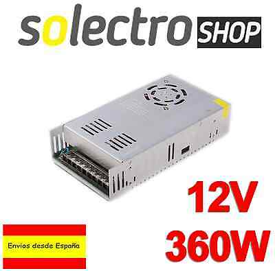 Fuente de alimentación 12V 30A 360W Impresora 3D Switching Power Supply I0015