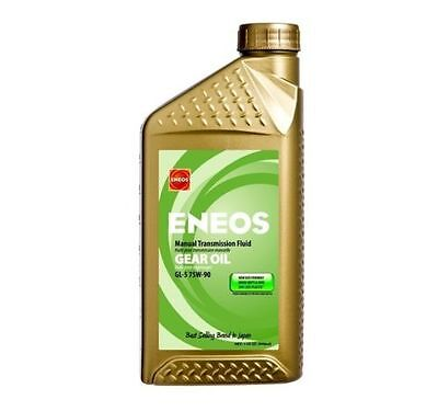 Eneos High Performance Gear Oil 75W-90 GL-5 Manual Transmision 947ml x6 (6 Qt.)
