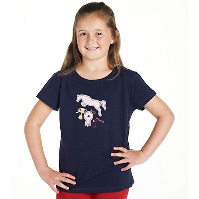Harry Hall Childs Dalston T-Shirt Horse Riding Clothing ALL SIZES