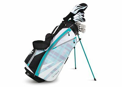 CALLAWAY STRATA ULTIMATE 16 PIECE WOMEN COMPLETE GOLF SET w/ BAG -NEW 2016