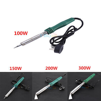 Heat Pencil Electric Welding Soldering Gun Solder Iron Handle Tool 100-300W NEW