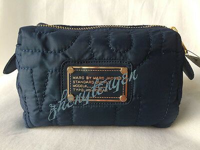 Hot Marc By Marc Jacobs 9 Colors Nylon Casual Clutch Handbag Simple Cosmetic Bag
