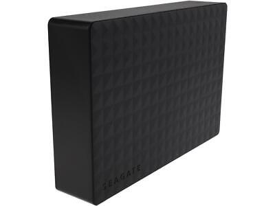 "Seagate Expansion 4TB USB 3.0 3.5"" Desktop External Hard Drive STEB4000100 Black"