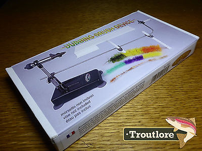 Stonfo Dubbing Brush Device Vise Accessory - New - Fly Tying Table Tool