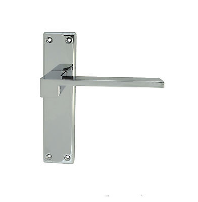 Carlisle Brass- SZM37 - Serozzetta Equi Lever on Backplate Door Handle (Pair)