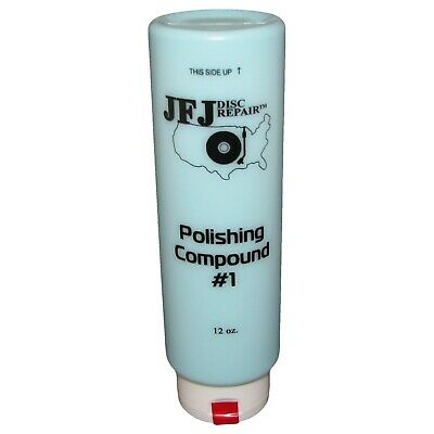 JFJ EASY PRO Polishing Compound Solution #1 BLUE 12oz
