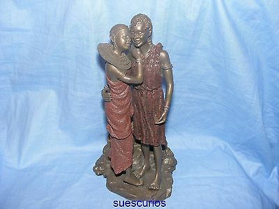 African Maasai Tribe Wapenzi - Closeness - Patina 18180 New Boxed