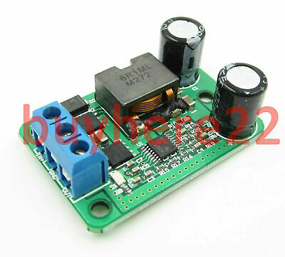 DC-DC 12V/24V (9-35V) to 5V 5A Step Down Power Converter Module NEW UK Seller