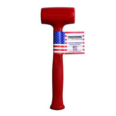 Trusty Cook Model 2  26oz Soft Face Dead Blow Hammer - USA