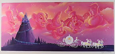 """Rare Don """"Ducky"""" Williams LE & Signed Litho """"Remembering the Magic Together"""" COA"""