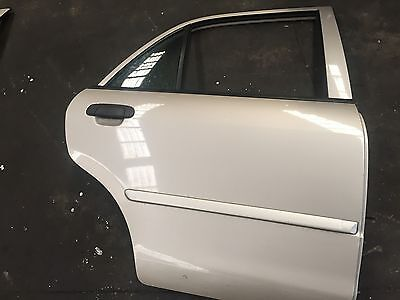 Ford Laser Right Hand Rear Door Shell  02/99-09/02 Paint Code:4F