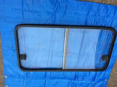 Landcruiser 75 & 78 series Troopy Right Hand Front sliding window RHF   7036