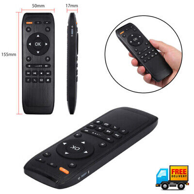Wireless Remote Control Keyboard Air Mouse 2.4G for XBMC Android TV Box PC STB