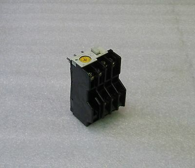 Free Shipping Fuji TR-0N//3 Overload Relay 1.7A 2.6A VGC!!
