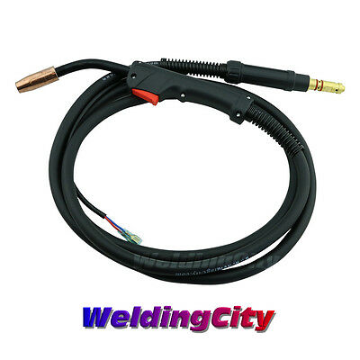 MIG Welding Gun 100A 12' K530-5 Replacement Torch for Lincoln 100L | US Seller