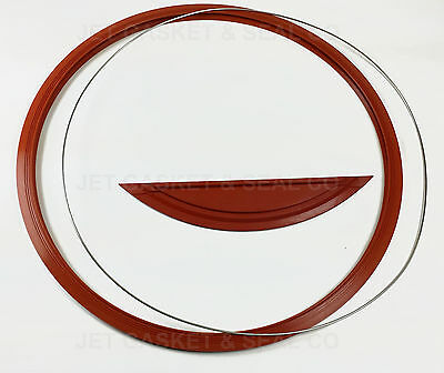 M11 Door Seal Gasket With Wire Ring and Dam Midmark Replacement 053-0527-00