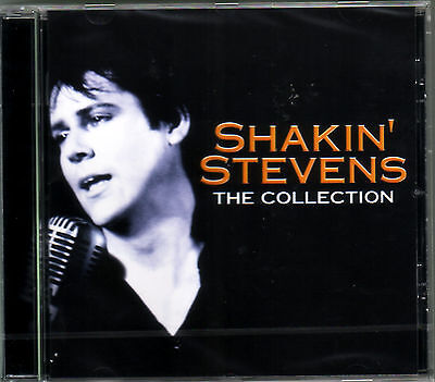 CD (NEU!) . Best of SHAKIN' STEVENS (You drive me crazy Oh Julie Shaking mkmb