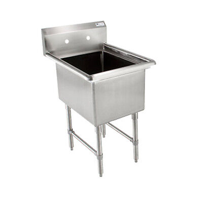 John Boos 1B18244 Single Compartment Sink