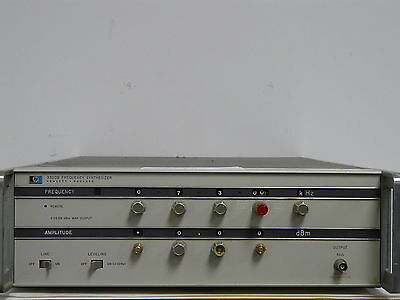 HP 3320B Frequency Synthesizer