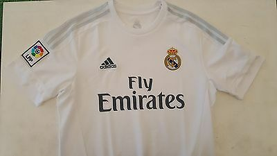 Replica Real Madrid Home Jersey - Youth (YXL)