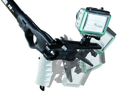 GoPro Action Camera Bracket Mount for OMER Cayman Handle Spearguns Spearfishing