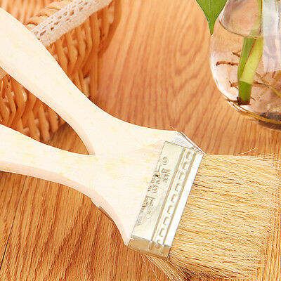 Wooden Oil Painting Brush Artist Acrylic Watercolor Panit Art Supply Tools