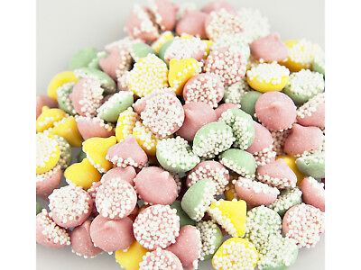 Guittard Pastel Mini Smooth and Melty Mints 5 pounds Petite Mints