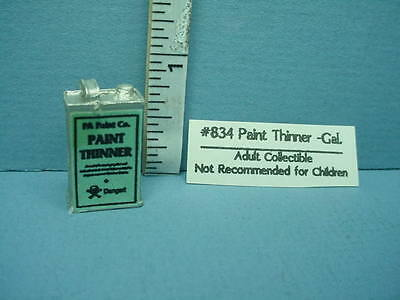 Miniature Old Wooden Bucket Handcrafted #698 Sir Thomas Thumb 1//12th