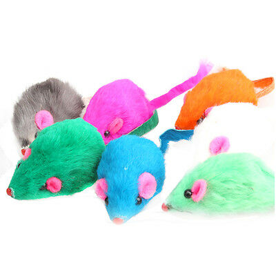 Kitten Car Play Playing Toys False Mouse in Rat For Pet WOUA Cat Funny Gift
