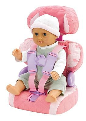 New Casdon Baby Huggles Toy Doll Car Booster Seat 710